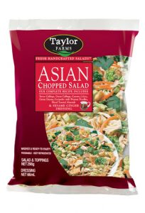 Taylor Farms Asian Chopped Salad Packet
