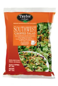 Taylor Farms South West Chopped Salad Packet