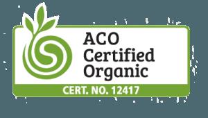 ACO Certified Organic Logo