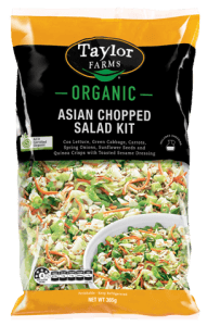 Organic Asian Chopped Salad Kit