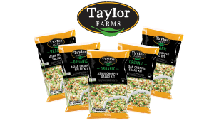 Taylors Farms Organic Chopped Salads