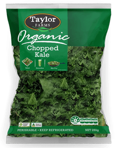 Organic Chopped Kale