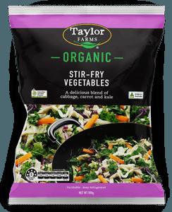 Organic Stir-Fry Vegetables